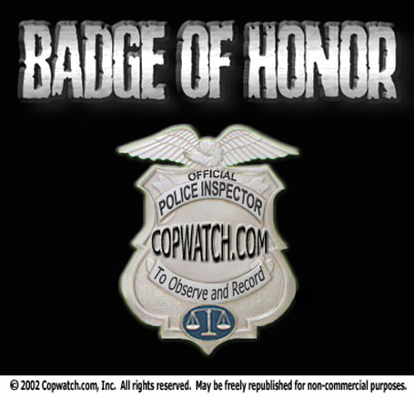 badge of honor